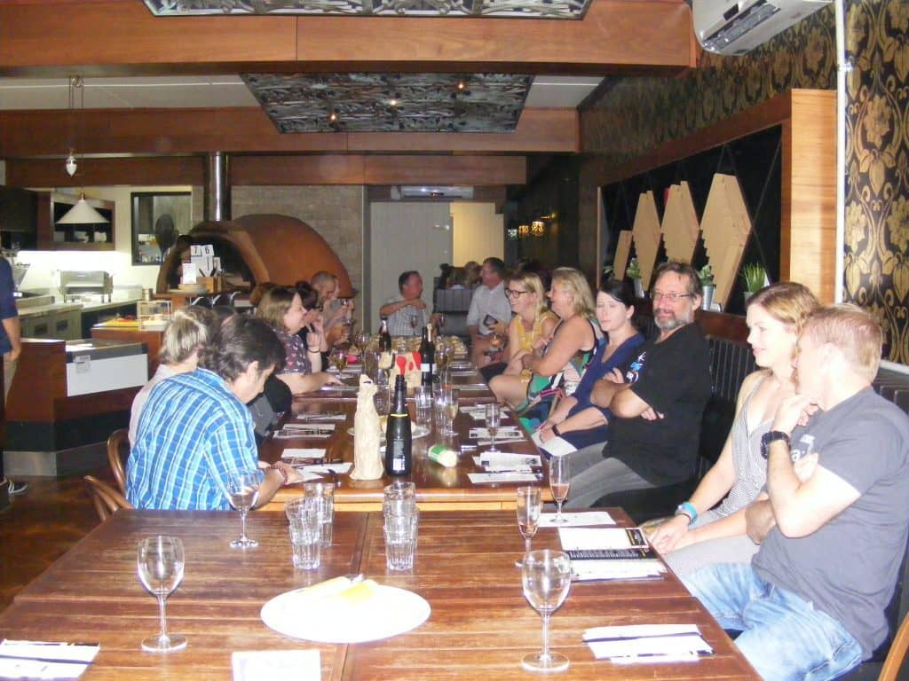 Cheese Lovers Class at La Zucca