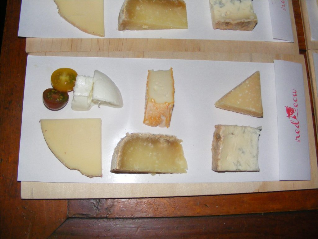 Cheese Lovers Class Platter
