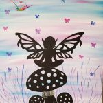 Peaceful Palette Fairy Garden