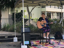 Live Music at La Zucca with MaryannMusic