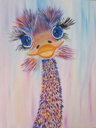 Peaceful Palette Emmy Emu