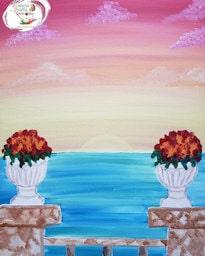 Peaceful Palette Venice Sunset